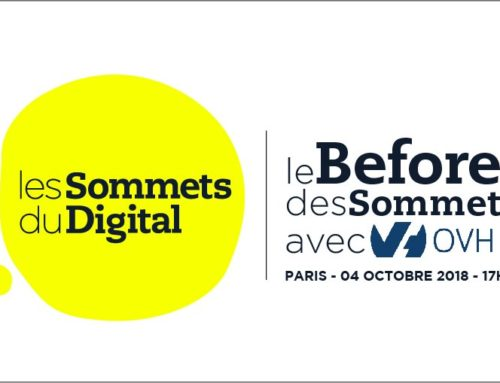 "The ""before"" event, Sommets du Digital"